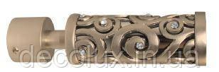 Наконечник на карниз кований 19 мм EG 212