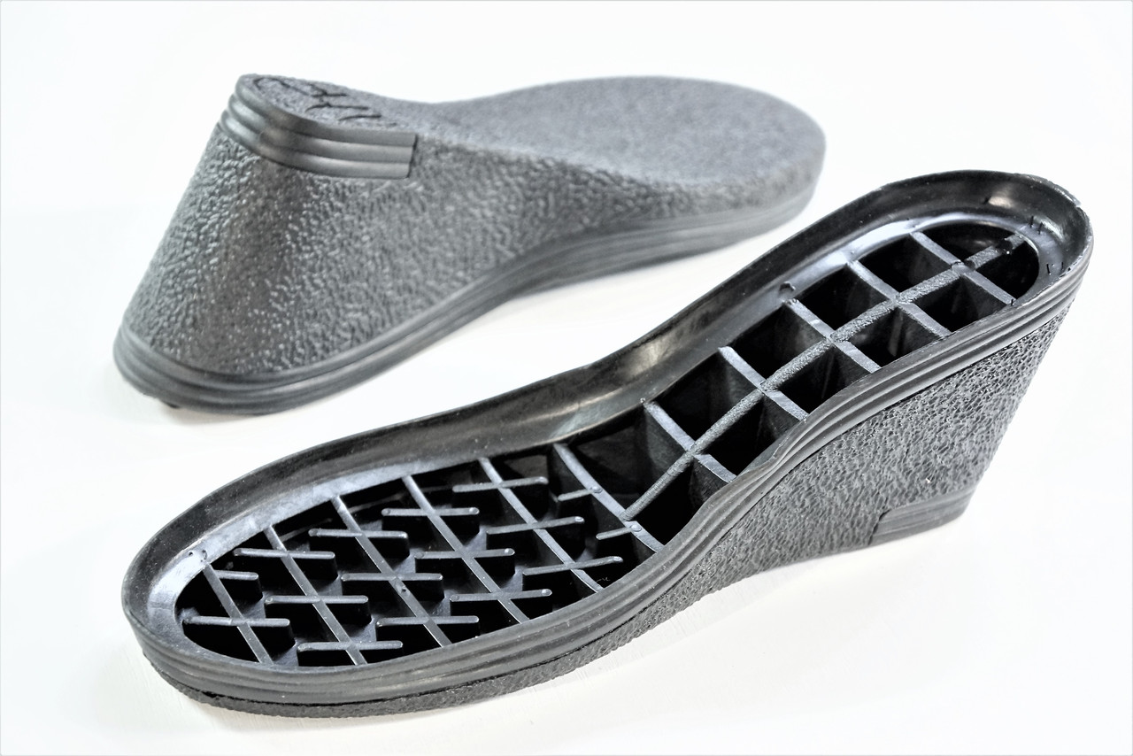 Подошва для обуви женская 8157 чорн р.36-40