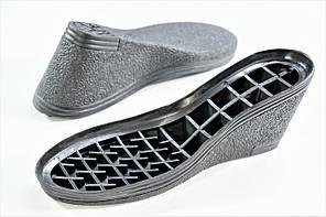 Подошва для обуви женская 8157 чорн р.36-40, фото 2