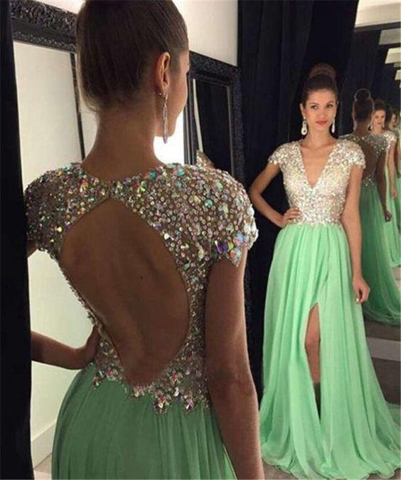 f428cd7db7332e7 Роскошное вечернее платье с камнями хамелеон и юбкой солнце из премиум  шифона -