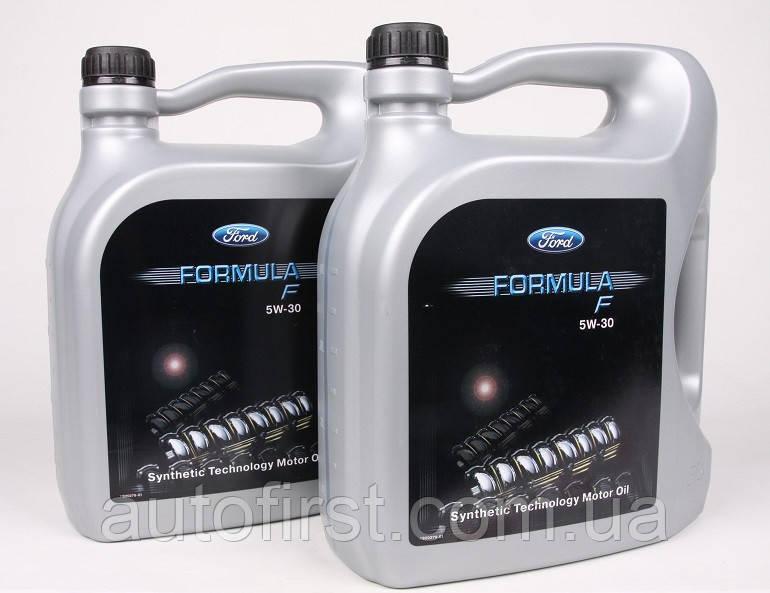 FORD Масло 5W30 Ford Formula F (5L) (155D4A WSS-M2C913-C/WSS-M2C913-B) (14E9EC)