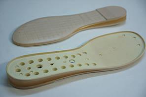 Подошва для обуви женская C111 беж р.41, фото 2