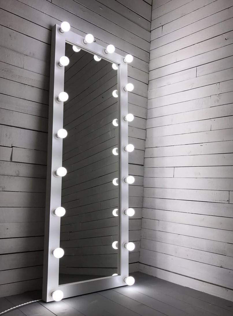 Зеркало с подсветкой Light White