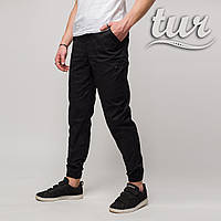 Карго штани чоловічі чорні модель Апачі (Apache) від бренду ТУР розмір S, M, L, XL, XXL