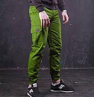 Карго брюки чоловічі хакі модель Карго Класик (Cargo Clasic) від бренду ТУР S, M, L, XL
