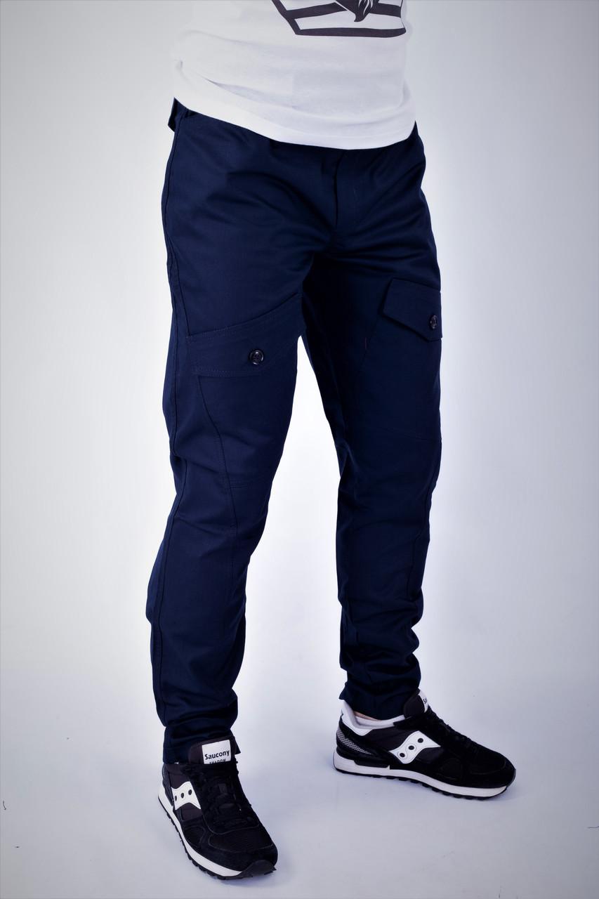 Мужские брюки карго темно-синие ТУР Prometheus