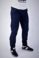 Мужские брюки карго темно-синие ТУР Prometheus, фото 1