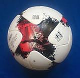 Мяч футбольный Adidas Euro Qualifier OMB AO4839 (размер 5), фото 4