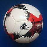 Мяч футбольный Adidas Euro Qualifier OMB AO4839 (размер 5), фото 3