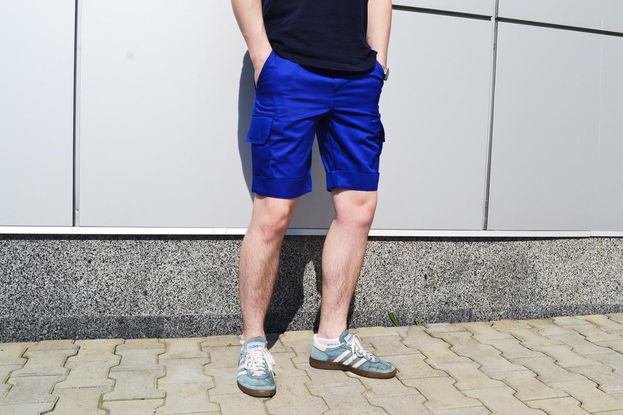 Шорты карго электрик мужские ТУР от Производителя