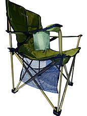 Кресло складное рыбацкое Ranger Rshore Green FS 99806, фото 2