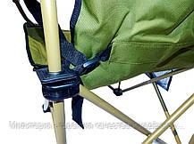 Кресло складное рыбацкое Ranger Rshore Green FS 99806, фото 3