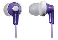 Наушники Panasonic RP-HJE118 purple