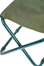 Складаний рибальський стілець без спинки Ranger Seym, фото 3
