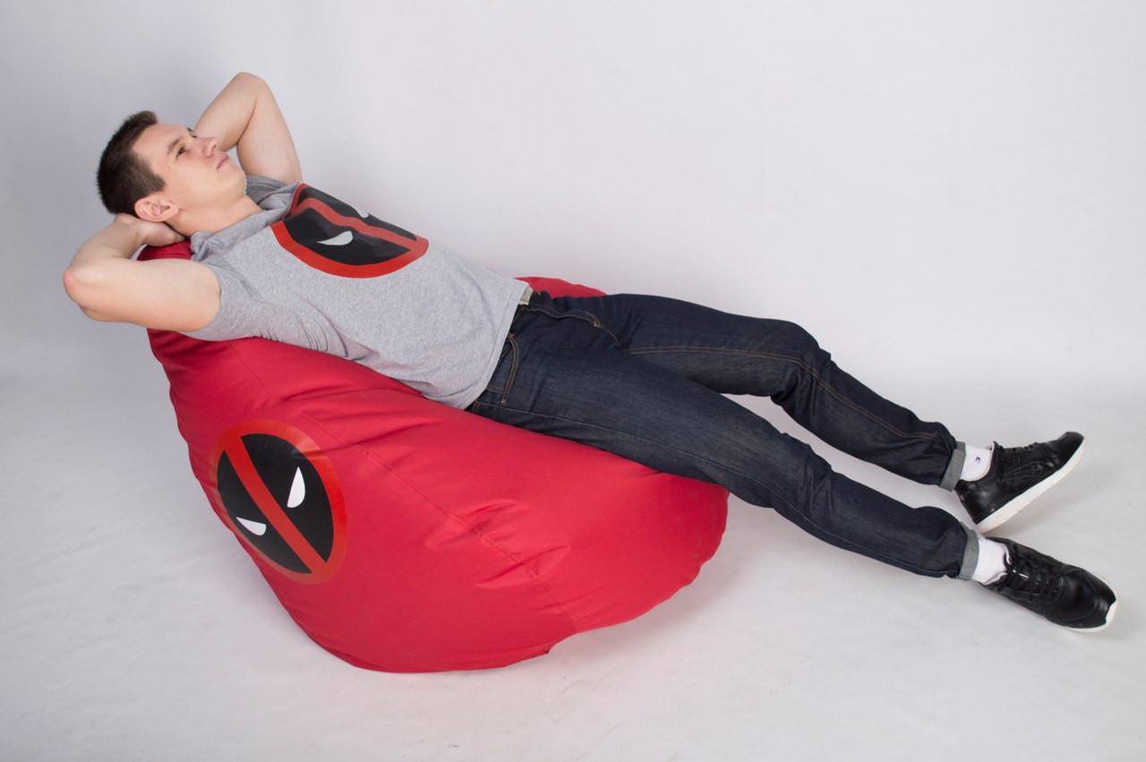 Крісло-мішок  Deadpool