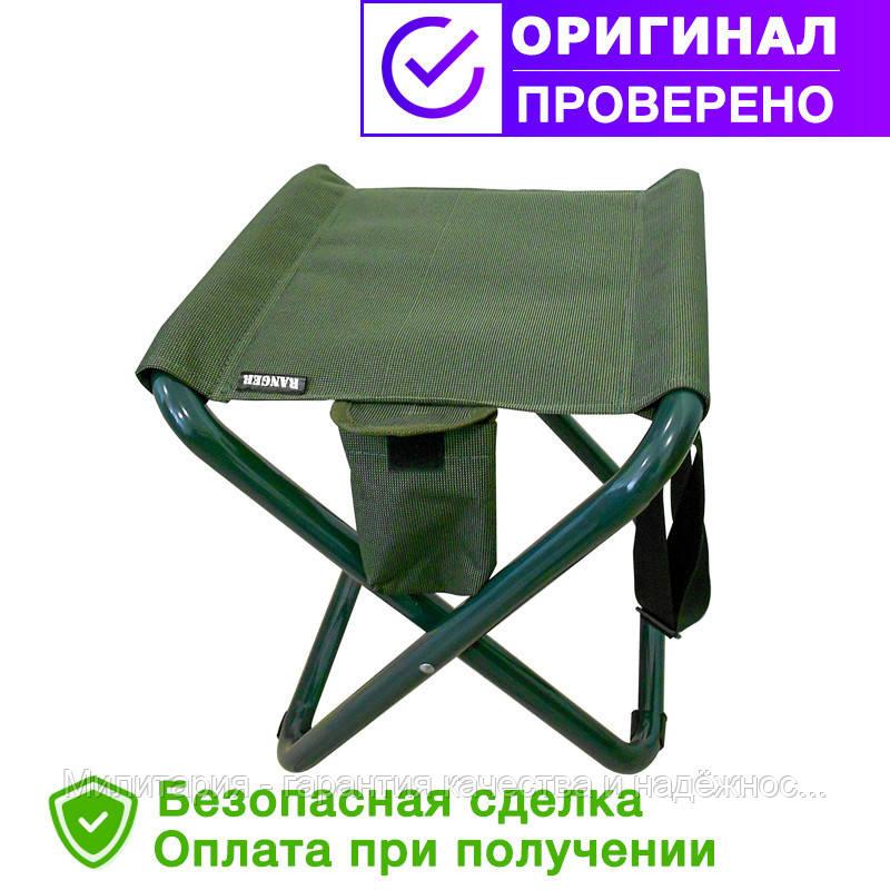 Складаний рибальський стілець без спинки Ranger Fish Lite