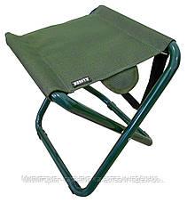 Складаний рибальський стілець без спинки Ranger Fish Lite, фото 3