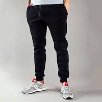 Спортивные мужские штаны зимние цвет черный бренд Punch, фото 1