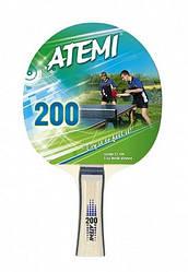 Ракетка для настольного тенниса Atemi 200A арт. 10034