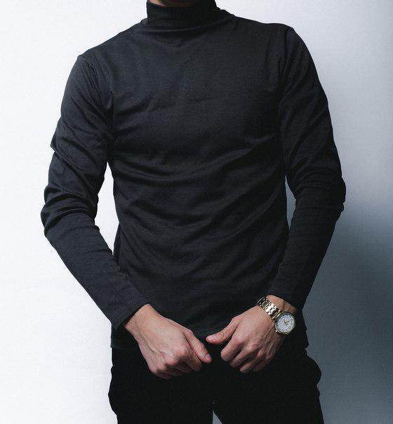 Гольф мужской серый Турнир 18 (Turnir 18) от бренда Morning Star размер S, M, L, XL