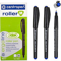 Роллер Ergoline синий 4665 M CENTROPEN 1 упаковка (10 штук)
