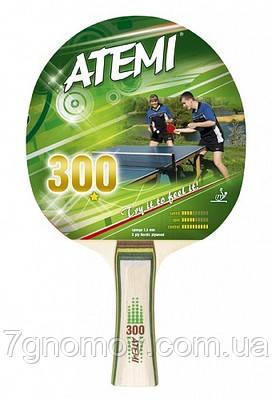 Ракетка для настольного тенниса Atemi 300С арт. 10037, фото 2