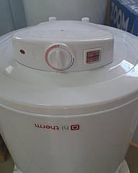 Бойлер HI-THERM (Хай-Терм) SLIM 50 литров (сухой ТЭН) узкий