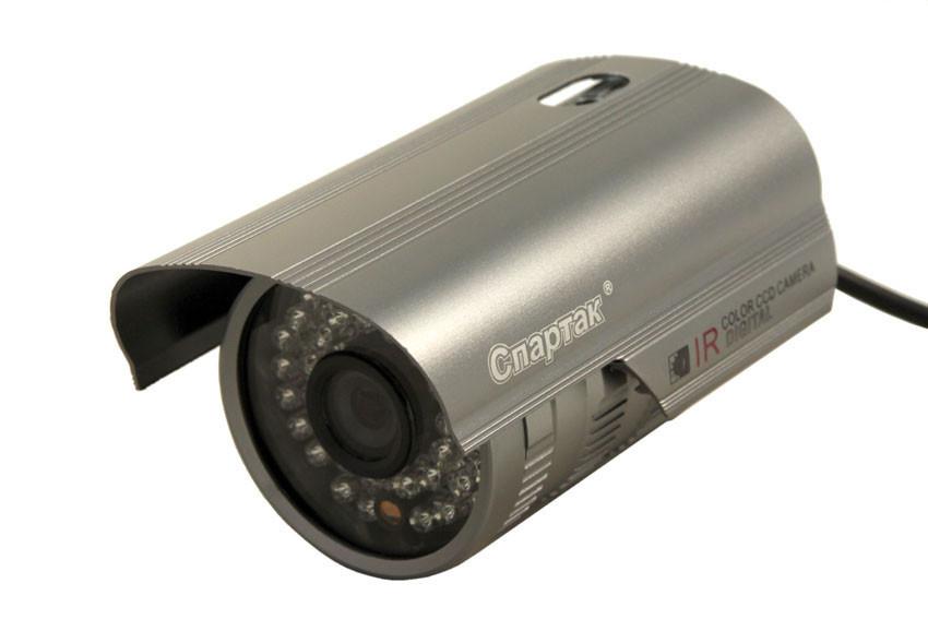 Камера видеонаблюдения Спартак 659, 3.6мм