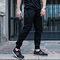 Штаны джоггеры мужские черные от бренда ТУР  Мэд Макс (Mad Max) размер S, M, L, XL, XXL, фото 1