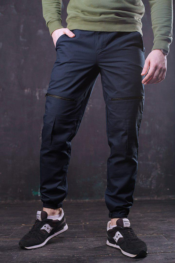 Штаны мужские синие от бренда ТУР модель Каманче (Comanche) размер S, M, L, XL