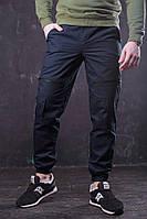 Штаны мужские синие от бренда ТУР модель Каманче (Comanche) размер S, M, L, XL, фото 1