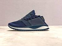 Кроссовки синие Puma Tsugi, фото 1