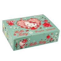 Гуашь Kite Hello Kitty HK19-063, 12 цветов, фото 1