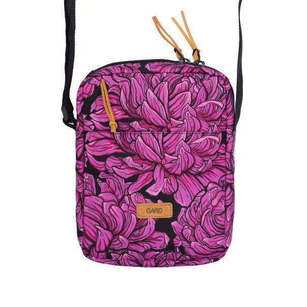 Сумка фиолетовая MESSENGER MINI BAG | pink pion 2/18