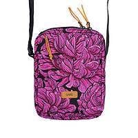 Сумка фиолетовая MESSENGER MINI BAG | pink pion 2/18, фото 1