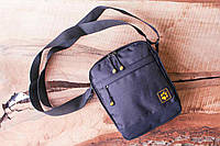 Барсетка черный Jack Wolfskin, сумка через плечё , фото 1