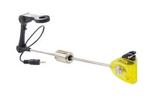 Свингер с подключением Желтый Energofish Carp Expert Deluxe Swinger with arm (77090912)