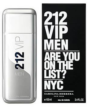 Carolina Herrera 212 VIP Men, фото 2