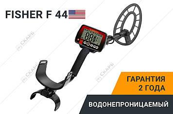 """Металлоискатель Fisher F44 11"""", фото 2"""