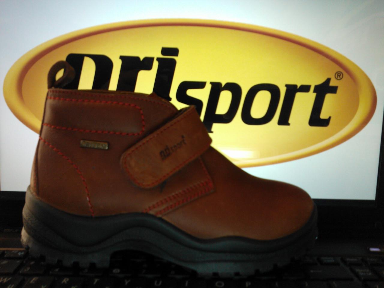 Ботинки детские 31 размер GriSport 9502 Италия,  гриспорт, непромокаемые, зимние