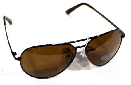 Окуляри Retro Moda Polarized PR047 C8-90 коричневі