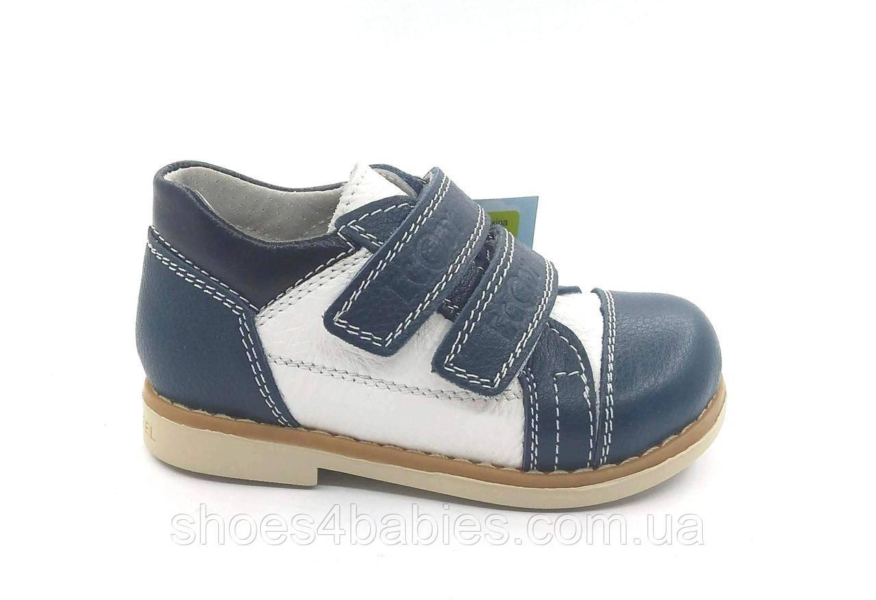 Детские ортопедические туфли Ecoby р. 21-24 модель 103WB