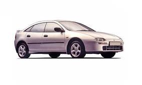 Mazda 323 Купе (BH, BA) (1994 - 2000)