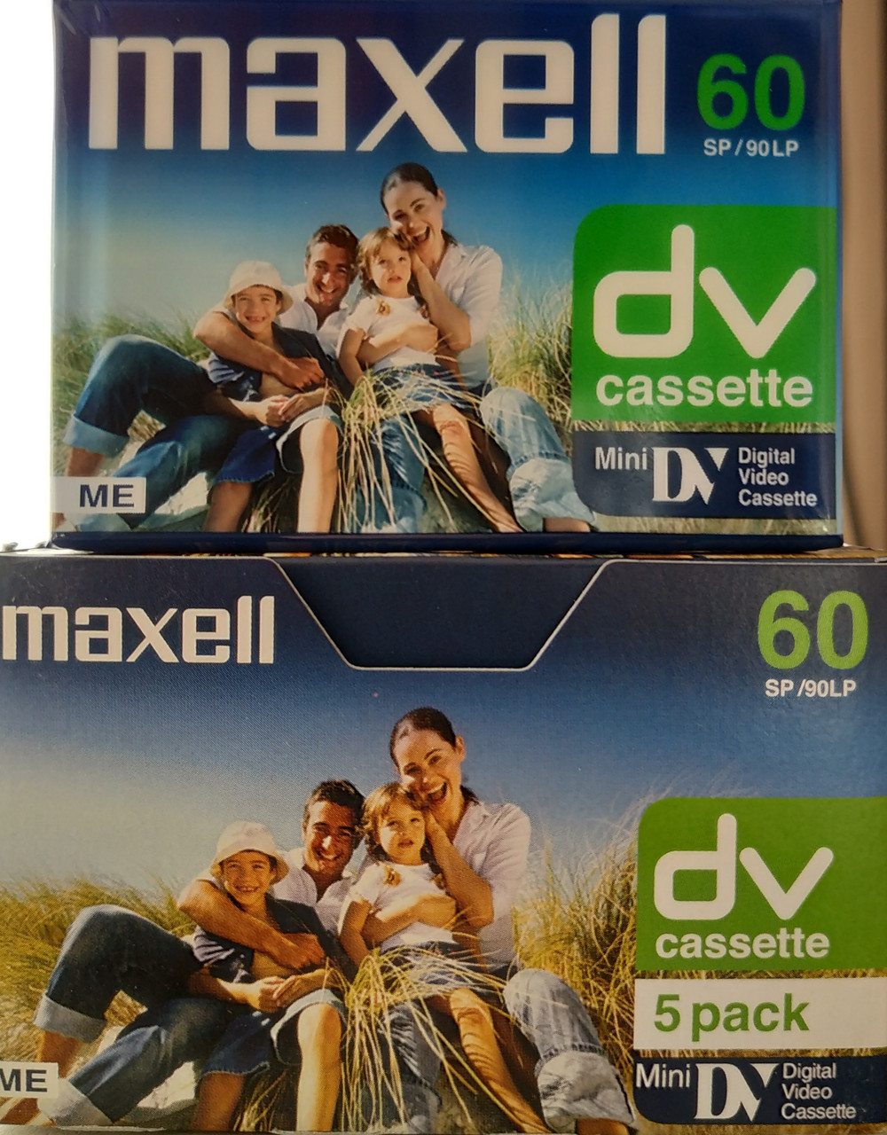 Видеокассета Maxell mdv 60