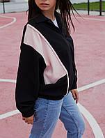 Жіноча вітровка чорна Харлі Квін (Harley Quin) від бренду ТУР M, фото 1