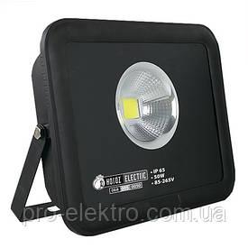 """""""PANTER-50"""" Прожектор IP65 COB LED 50W 4200/6400K 3750lm 85 - 265 V"""