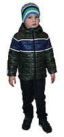 Демисезонная куртка для мальчика, размеры 92, 98, 104, 110, 116, 122