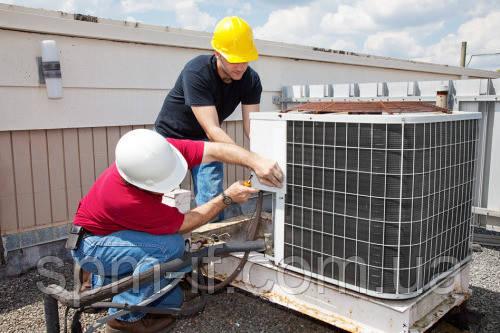 Сервісне обслуговування систем вентиляції