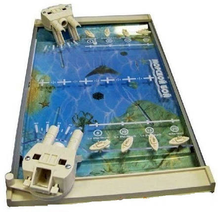 Настольная игра для мальчиков Морской бой, фото 2