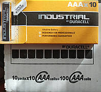 БАТАРЕЙКА  DURACELL INDUSTRIAL ALKALINE LR03/AAА